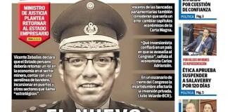 Ministro Zeballos