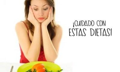 dieta cuidado