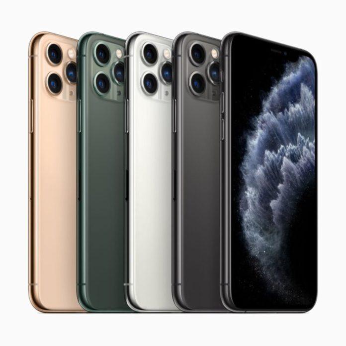 Apple iPhone 11 rango