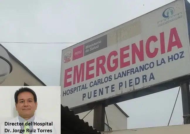 """MINISTERIO DE SALUD Y HOSPITAL """"CARLOS LANFRANCO LA HOZ"""""""