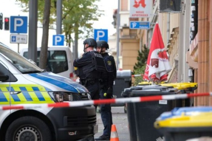 ataque en sinagoga