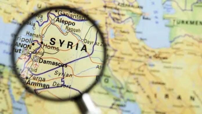 petróleo sirio