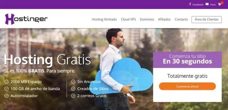 hosting wordepress