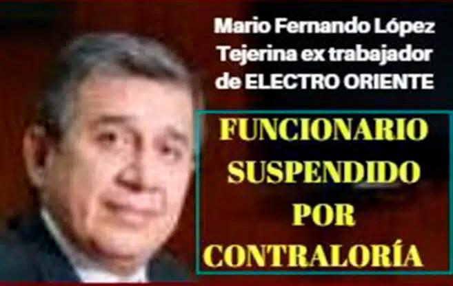 LUIS FERNANDO LOPEZ TIJERINA
