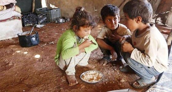 pobreza