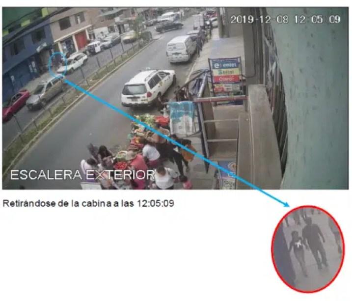 Pereitaje Camaras de seguridad Chorrillos San Genaro 4