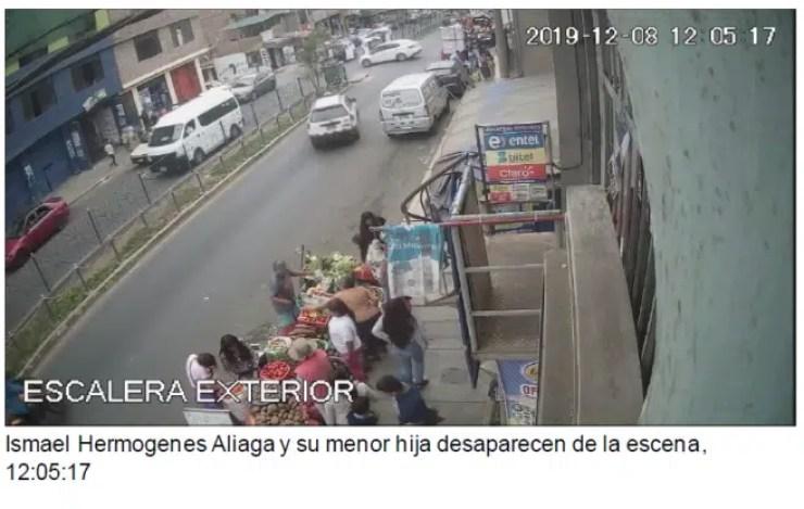 Peritaje Camaras de seguridad Chorrillos San Genaro 6