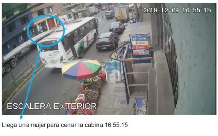 Peritaje Camaras de seguridad Chorrillos San Genaro 9
