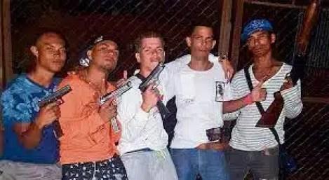 bandas criminales venezolanas