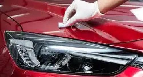 pintura del auto