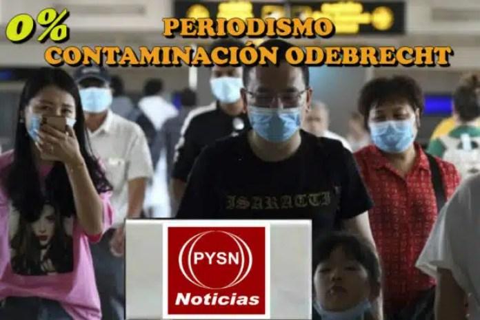 pysnnoticias o% contaminación Odrebrecht