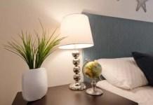 plantas en el dormitorio