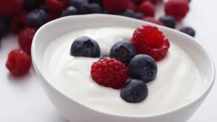 Yogurt griego