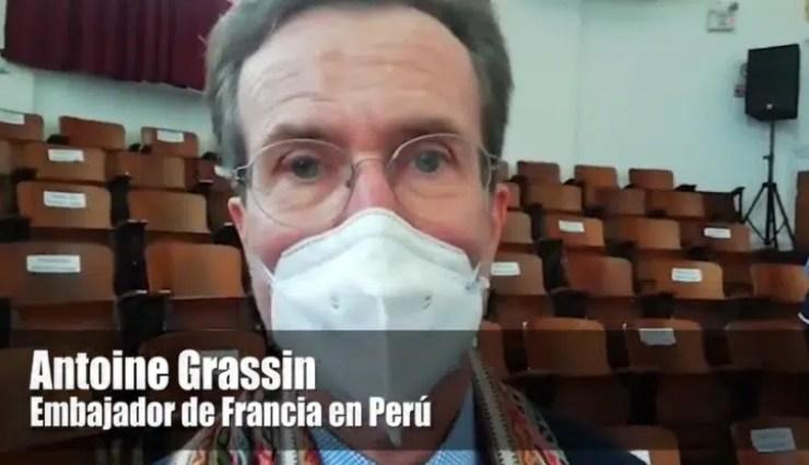 embajador de francia