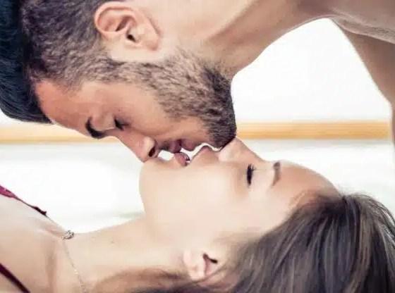 besos más románticos