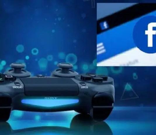 playStation versus facebook
