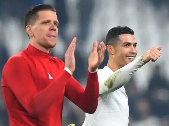 "Szczesny: ""Cristiano Ronaldo hará otro milagro"""