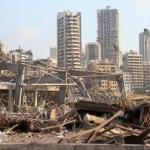 Potente Explosión en Beirut deja muertos [VIDEO]