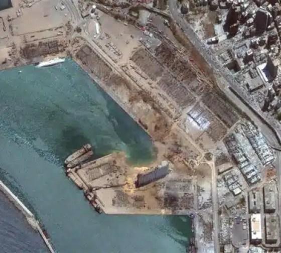 Funcionarios del puerto de Beirut bajo arresto domiciliario