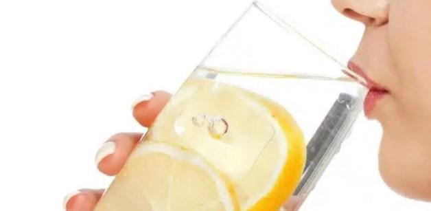 limón en ayunas