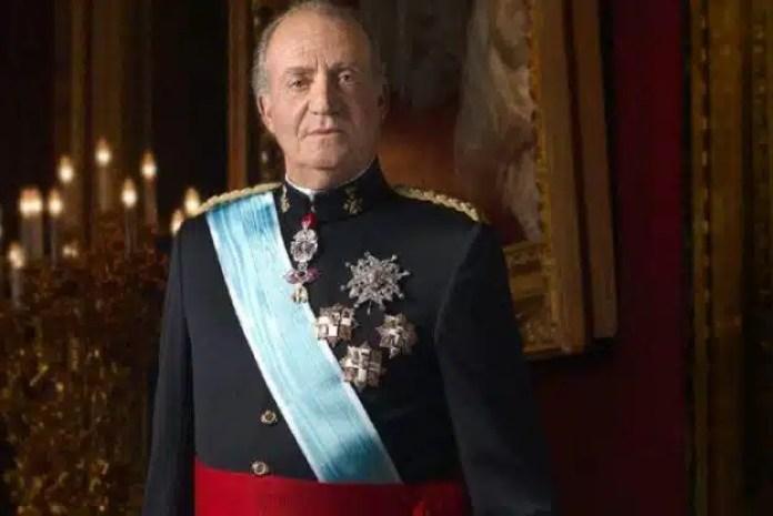 rey de España