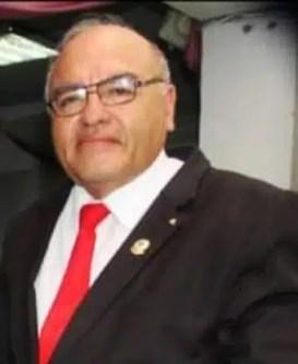 Coordinadora general del Frente Patriótico, Ciro Luis Silva Paredes