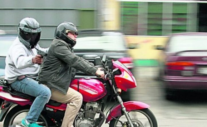Sicarios en Moto
