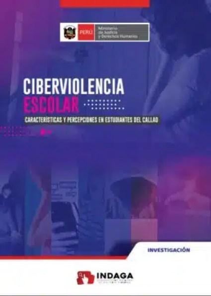ciberviolencia escolar.