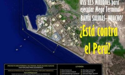 Puerto Hup Bahía Salinas