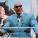 Dwayne Johnson La Roca png