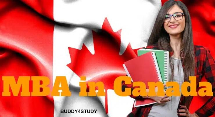 MBA en CANADÁ!