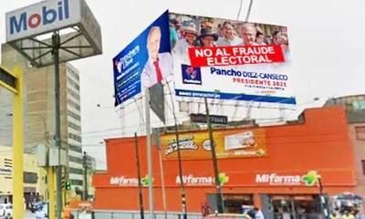 PACHO DIEZ CANCECO - NO AL FRAUDE