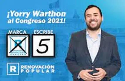 Yorry Warthon