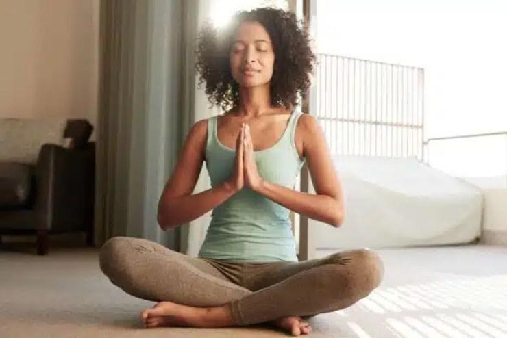 La meditación no es solo es vaciar tu mente