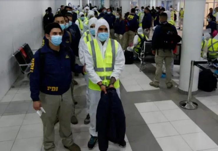 Expulsan a Venezolanos por Hurto e indocumentados