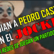Pedro Castillo parodia Jockers