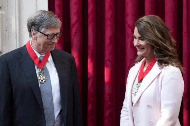 Bill Gates y Melinda Gates anuncian divorcio después de 27 años juntos