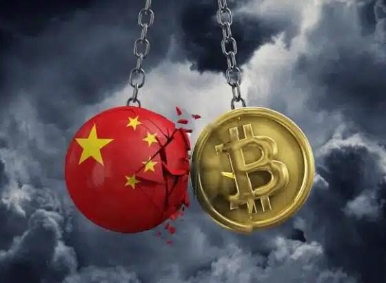 Lo que acontece con Bitcoin, China prohibe la explotación minera?