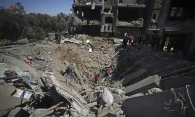 Israel y Hamás, aprueban el alto al fuego