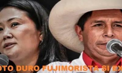 KEIKO: Un Gran Frente Nacional Contra el Comunismo