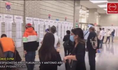 electores peruanos en Japón