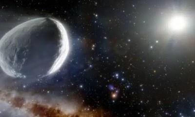 Confirmado: el objeto gigante procedente de la nube de Oort es un cometa