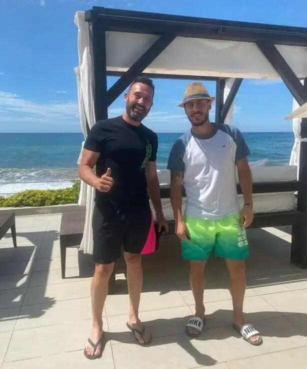CR7, Benzema, Pogba, Hazard, Eliminados de la Euro disfrutan de (bastante) vacaciones en todo el mundo