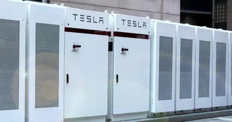Tesla electricidad
