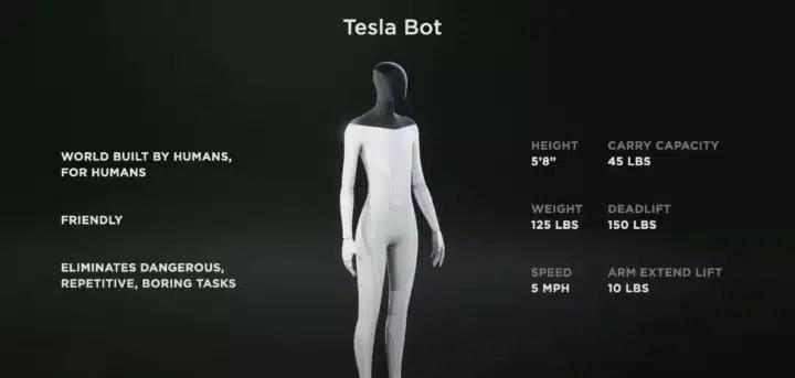 robot humanoide