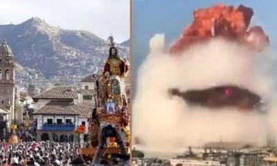 Cusco Bomba de tiempo