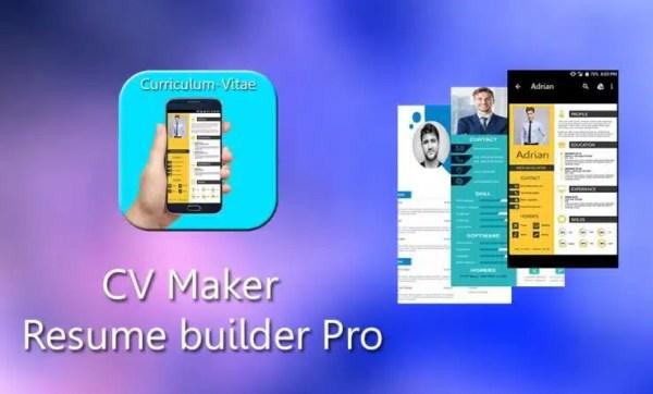 Resume Builder, Reanudar Creador