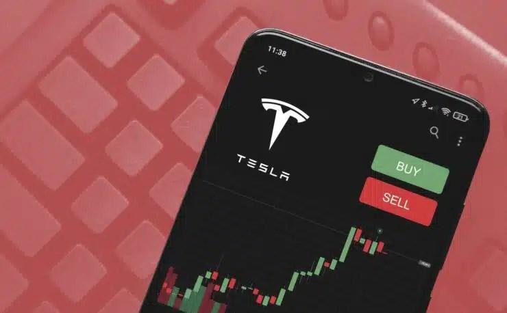 acciones Tesla