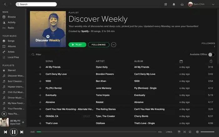 cómo subir canciones a spotify