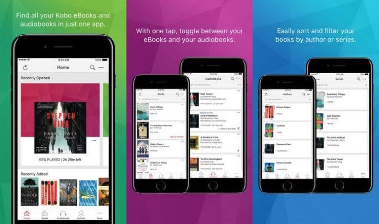 mejores apps de audiolibros